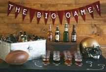 Super Bowl Menu & Decor / by Diane Gottsman