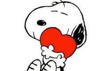 Snoopy / 『❤』Snoopy and friends  / by s w e e t l o v e l y