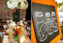 Winter Park Farmers Market & Chalk Shop Events / It is our pleasure to join in the celebration.  This venue has so many options for our chalkboard decor.