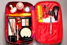 Summer Makeup Bag Essentials / A few must haves to keep you looking fresh in the dog days of summer. / by Diane Gottsman