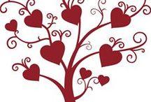 podge hearts