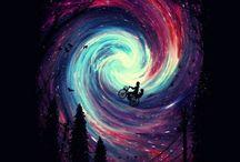 I like space...