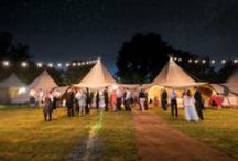 Joe & Vam's Cornish garden tipi wedding / Tipis by www.worldinspiredtents.co.uk, images courtesy of nick reader.com