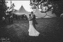 Eve & Tim's elegant riverside wedding / Beautiful images courtesy of helenlisk.blogspot.co.uk, tipis by worldinspiredtents.co.uk, style and class by Eve and Tim!