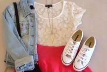 outfits / ♥ Lovely, stunning outfits right here ♥