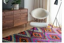 Rugs / Whether big or small these will help add the finishing touches on any room