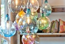 Lamps / Light up your room with these simple to unique creations.