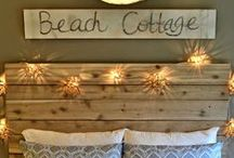 Coastal Decor / Bring the beach into your home with these great ideas.