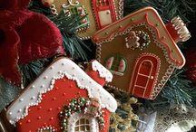 Christmas Cookie Exchange / Waiting for Santa