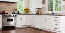 Kitchens: the heart of the home / Inspiration to help create your dream kitchen