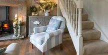 Country Living / Ideas and inspiration for an idyllic, cosy country home