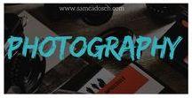 Photography / Hier findest du alles rund um's Thema Foto und Fotografie :)