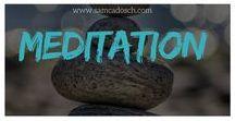 Meditation / Meditation ist wahrscheinlich die Lösung auf alles. Und auch ich bin noch ein Anfänger. Hier sammle ich einfach alles Nützliche, rund um dieses Thema. :)