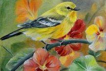 Art ~ Birds Images / by Susan Warner