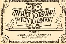 Drawing & Doodles / by Deborah Scott