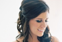 For my Brides & Bridesmaids / Reference for making a beautiful day even more beautiful!!! / by Jennifer Pardalis