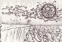 Drawing & Doodles - 2 / by Deborah Scott