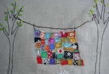 Embroidery - 2 / by Deborah Scott