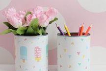 Meisjeskamers / Ideeen voor meisjeskamers. Ideas for girlsrooms
