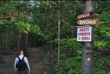 Očistimo gore / Poleg lepih doživetij odnesimo v dolino tudi svoje smeti. Dobrodošli ljubitelji gorske narave!
