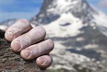 Climbing ...