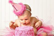 Verjaardag meisjes / Ideeën voor verjaardag van een meisje