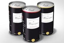 Marketing - Packaging / Analysis of 6 Wine packagings.