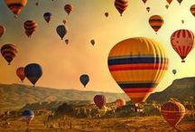 HOT AIR BALLOONS DDS / Places to visit!