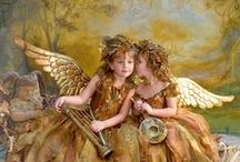 MY LOVELY ANGELS DDS / I saw an angel in the marble and carved till I set him free. -Michelangelo-
