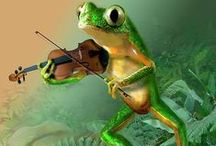 FANTASTIC FROGS DDS / Places to visit!
