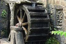 MILL WHEEL IS SPINNING DDS / Places to visit!