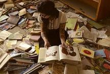 books. authors. characters. feelings.