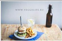 Veggelife / This is my vegetarian blog's board