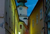 Bratislava,Slovensko / naše hlavné mesto Bratislava
