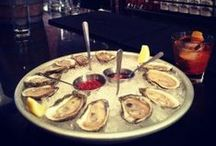 Oyster Happy Hours in Manhattan / The best oyster happy hours in Manhattan