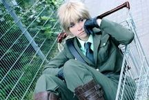 Cosplay hetalia / These are some but not all hetalia cosplay's