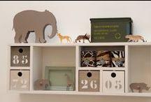 Kinderkamers safari