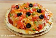 Pizzas & Tacos