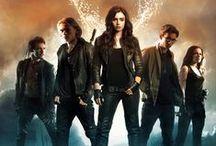 Cassandra Clare / Books + City of Bones (movie) + Shadowhunters TV