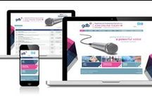 Website Ideas / Website design ideas, website trends and features. B2B websites and others