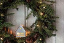 **Christmas lights**