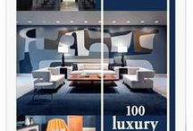 Luxury Homes Book / This selection will open your mind, improve your knowledge of luxury and inspire you for your best lifestyle. The following pages will show all the best interior design projects in United States of America proceeding from the best interiors designers in the world.