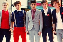 One Direction hotness XD  / by Caylee Cooper