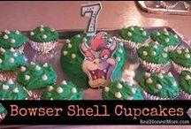 Kid Birthday Cakes and Parties / DIY Kid Birthday party ideas and homemade birthday cakes.