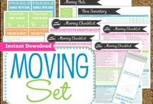 Moving Tips / Make you move less stressful with these tips!