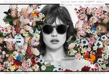 Fashion collage / Fashion art, moodboard, montage, collage and mixed medias