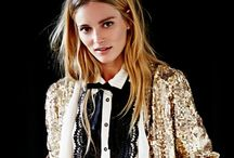 Glitter, sparkle and GOLD / Shine bright with all our best fashion findings glitter sequin and metallic