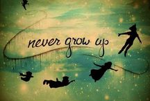 Faith trust and pixie dust ! / From Peter Pan and Tinkerbell to alice in wonderland !!!
