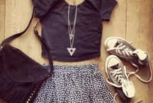Outfit / Because we love flat outfit! It give you some much fashion and stylish inspirations