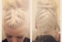 [Hair] style